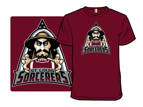St. Louis Sorcerers T Shirt