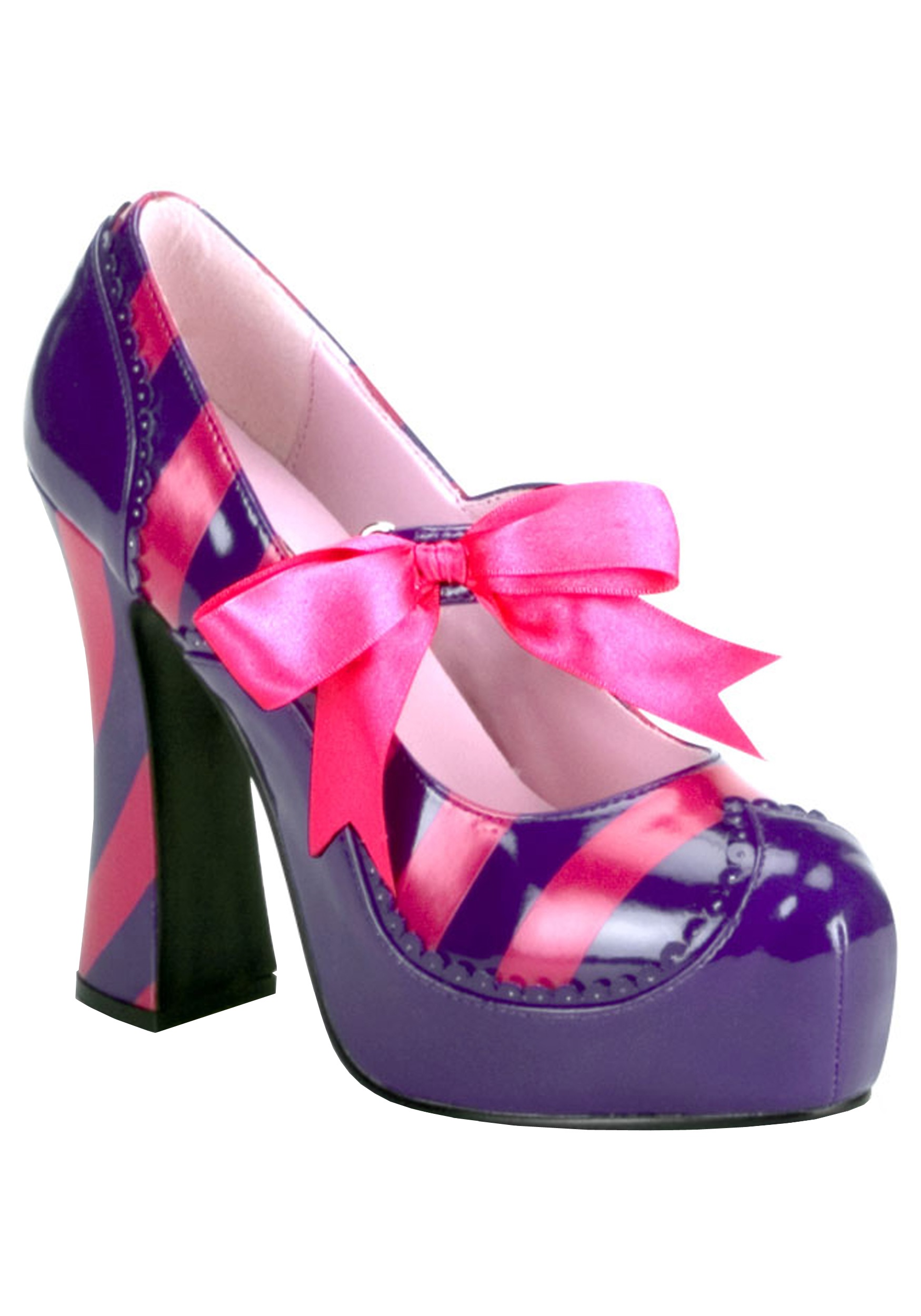Cheshire Cat Costume Shoes for Women
