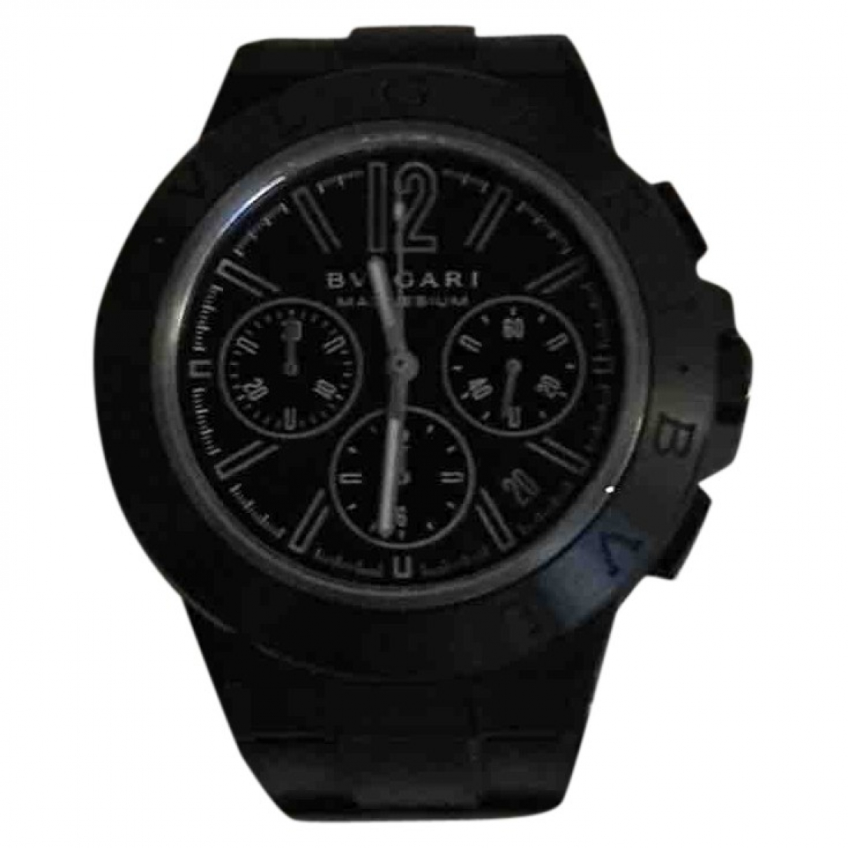 Bvlgari Diagono Anthracite Titanium watch for Men \N