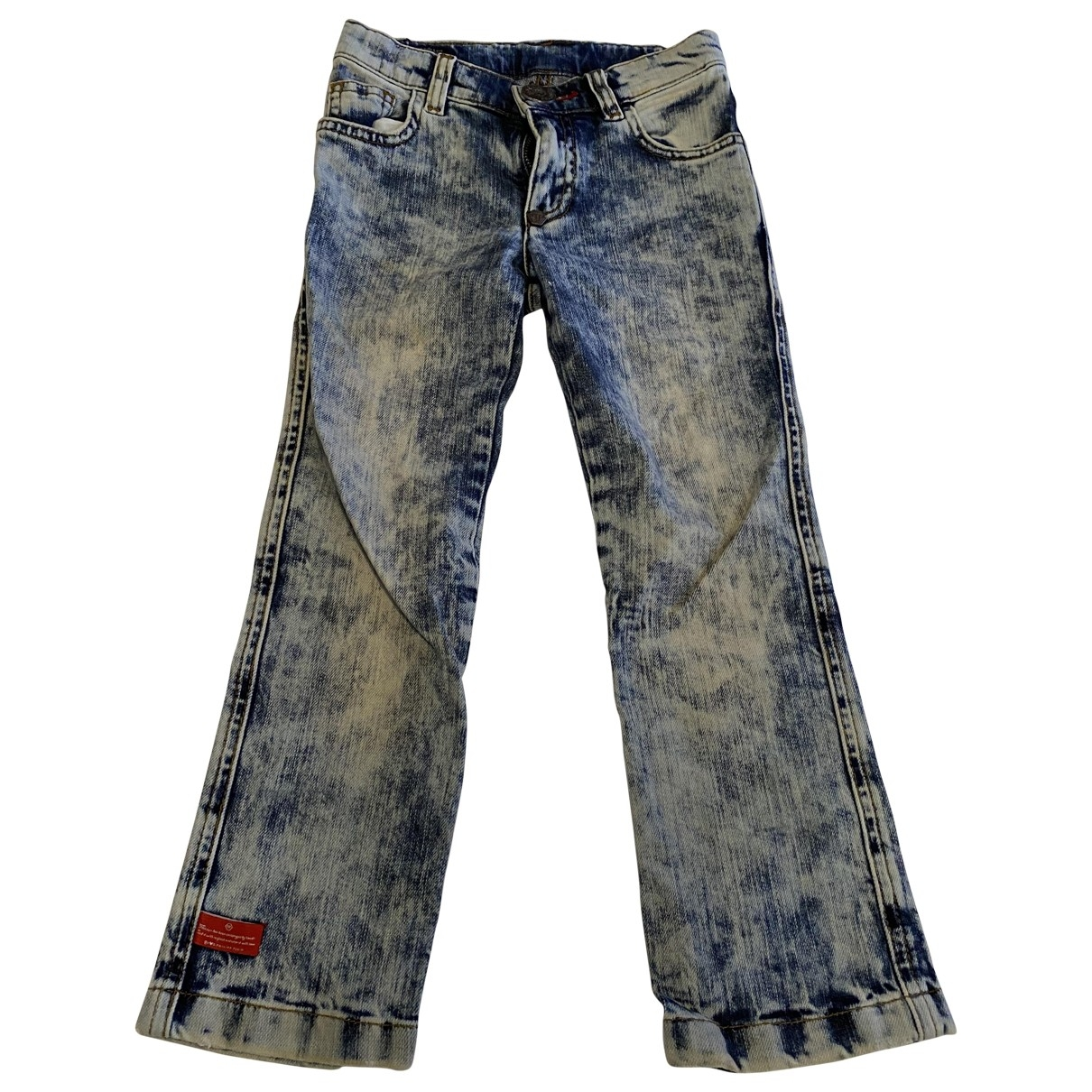 Philipp Plein \N Blue Denim - Jeans Trousers for Kids 4 years - until 40 inches UK