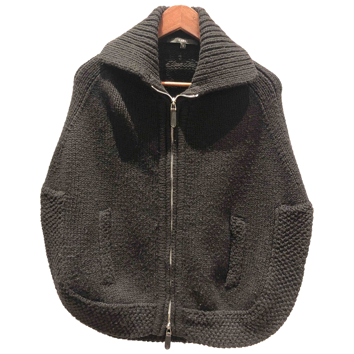 Gucci \N Black Wool Knitwear for Women S International