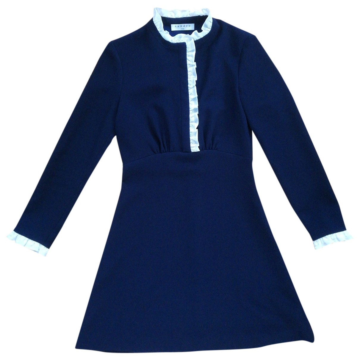 Sandro \N Blue dress for Women 1 0-5