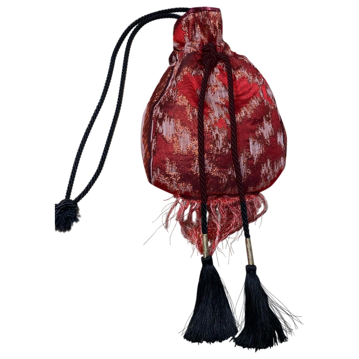 Forte_forte \N Red Cotton handbag for Women \N