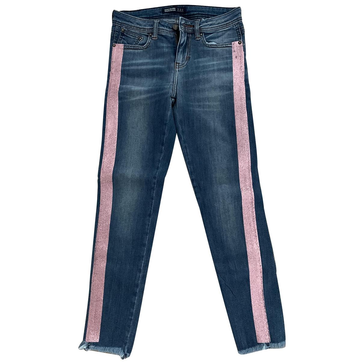 Zara \N Denim - Jeans Trousers for Women 38 IT