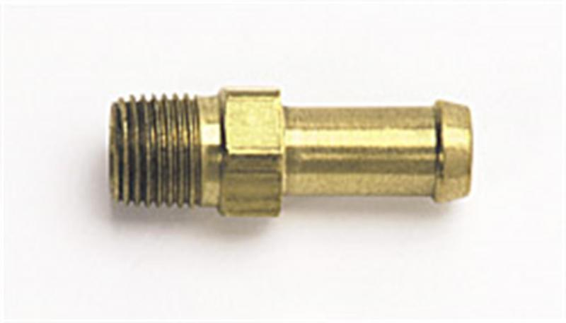 Russell 1/8NPT X 8MM(5/16in.) HOSE SINGLE BARB FITTING