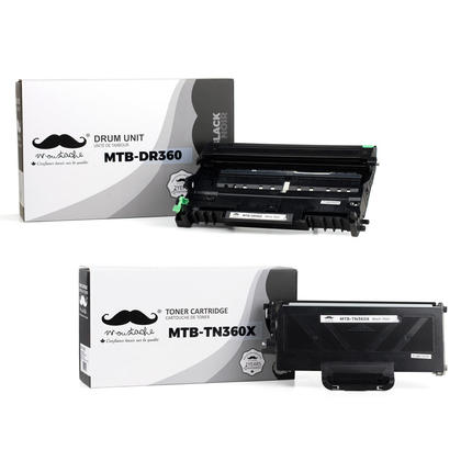 Compatible Brother DCP-7030 Toner and Drum Combo