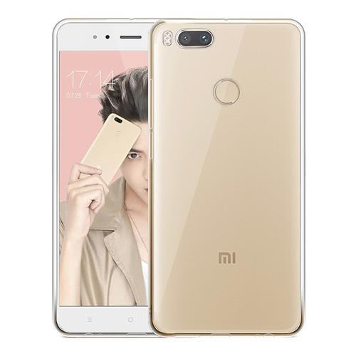 Transparent Xiaomi Mi 5X / Mi A1 Case Air Shell Silicone  Back Cover High Quality Protective Soft Case