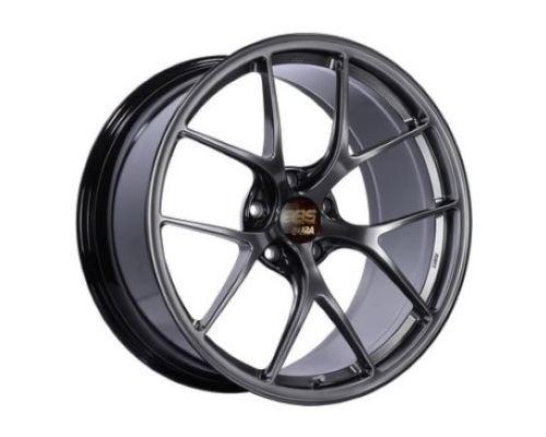 BBS RI-D Wheel 20x11 5x114.3 15mm Diamond Black