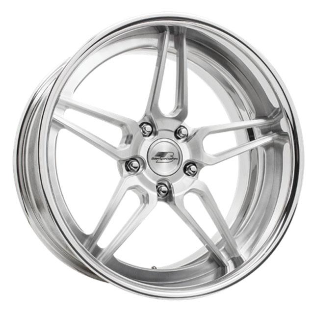 Billet Specialties MT65910Custom Razor Concave Shallow Wheel 19x10