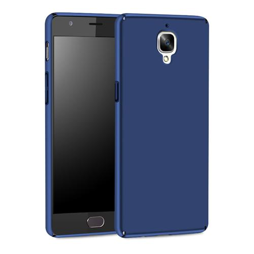 GUMAI Protective Case Ultra-thin Silky Smooth Phone Cover Back Shell For OnePlus 3/3T - Blue