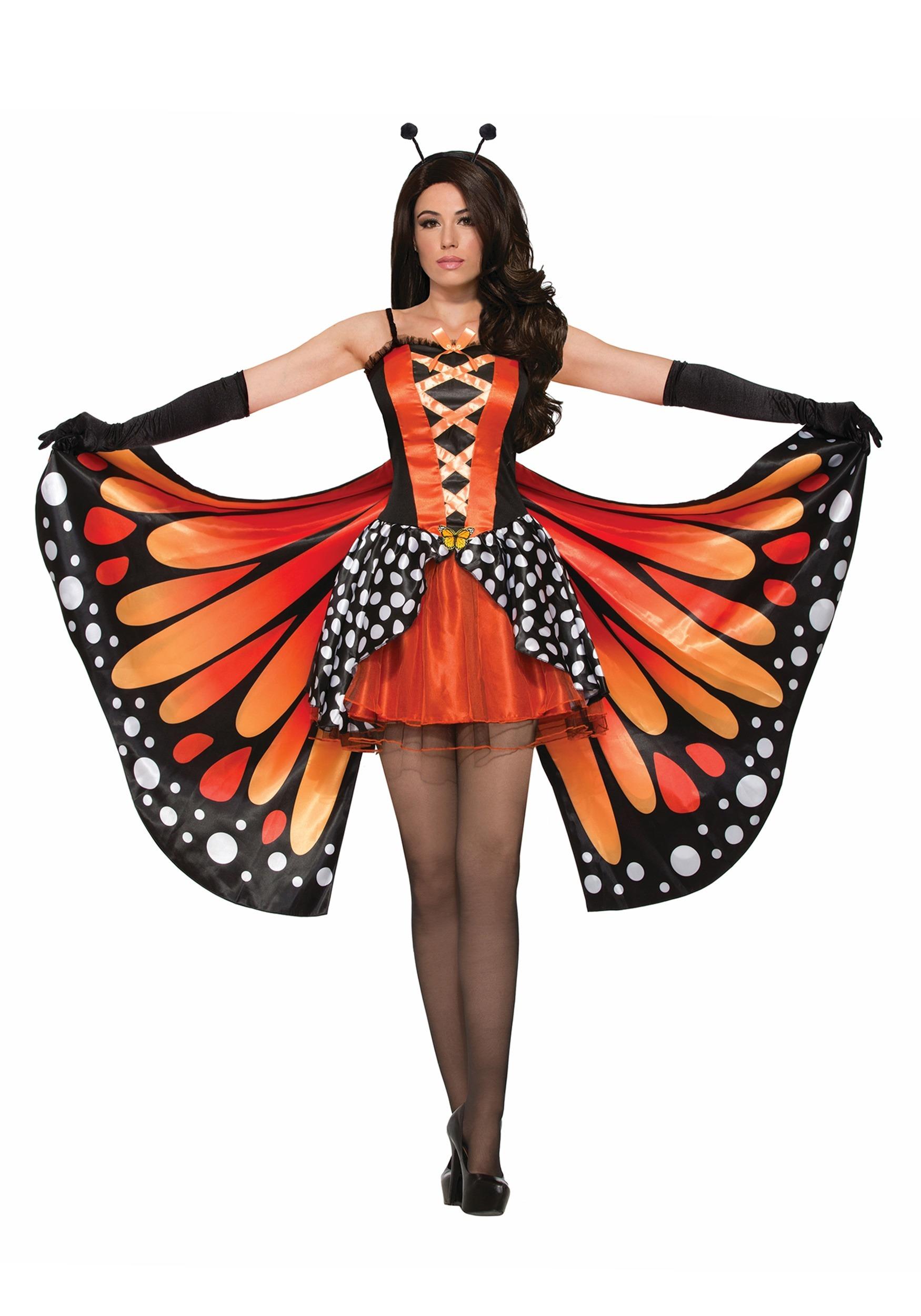 Miss Monarch Women's Costume
