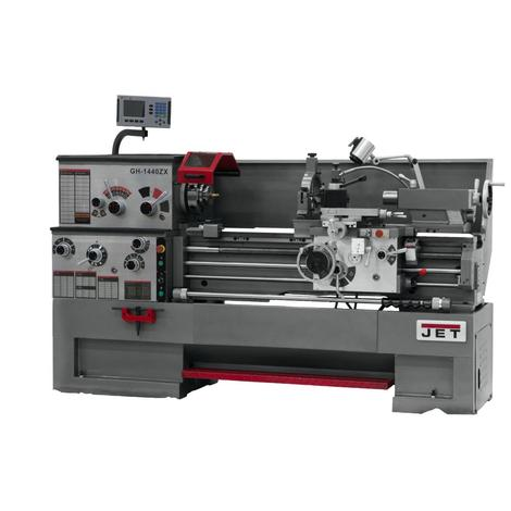 Jet Gh-1640Zx Metalworking Lathe