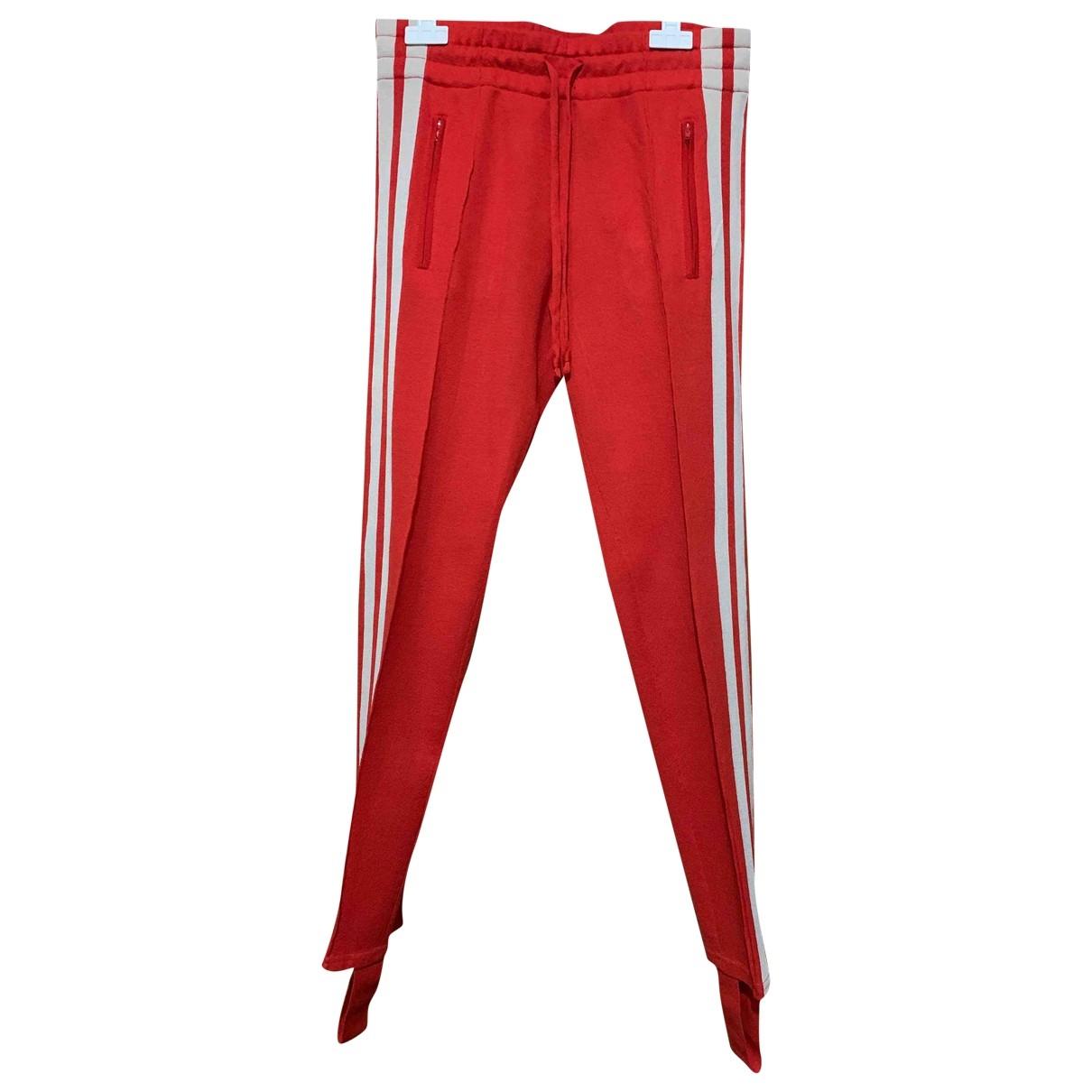 Isabel Marant Etoile \N Red Trousers for Women 34 FR
