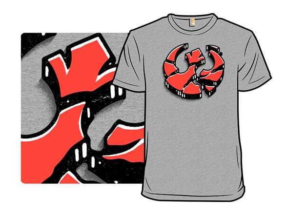 Rebel Rubble T Shirt
