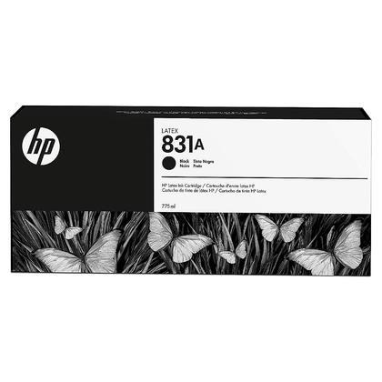 HP 831A CZ682A cartouche d'encre latex noire originale 775ml