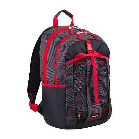 Fuel Deluxe Backpack, One Size , Red