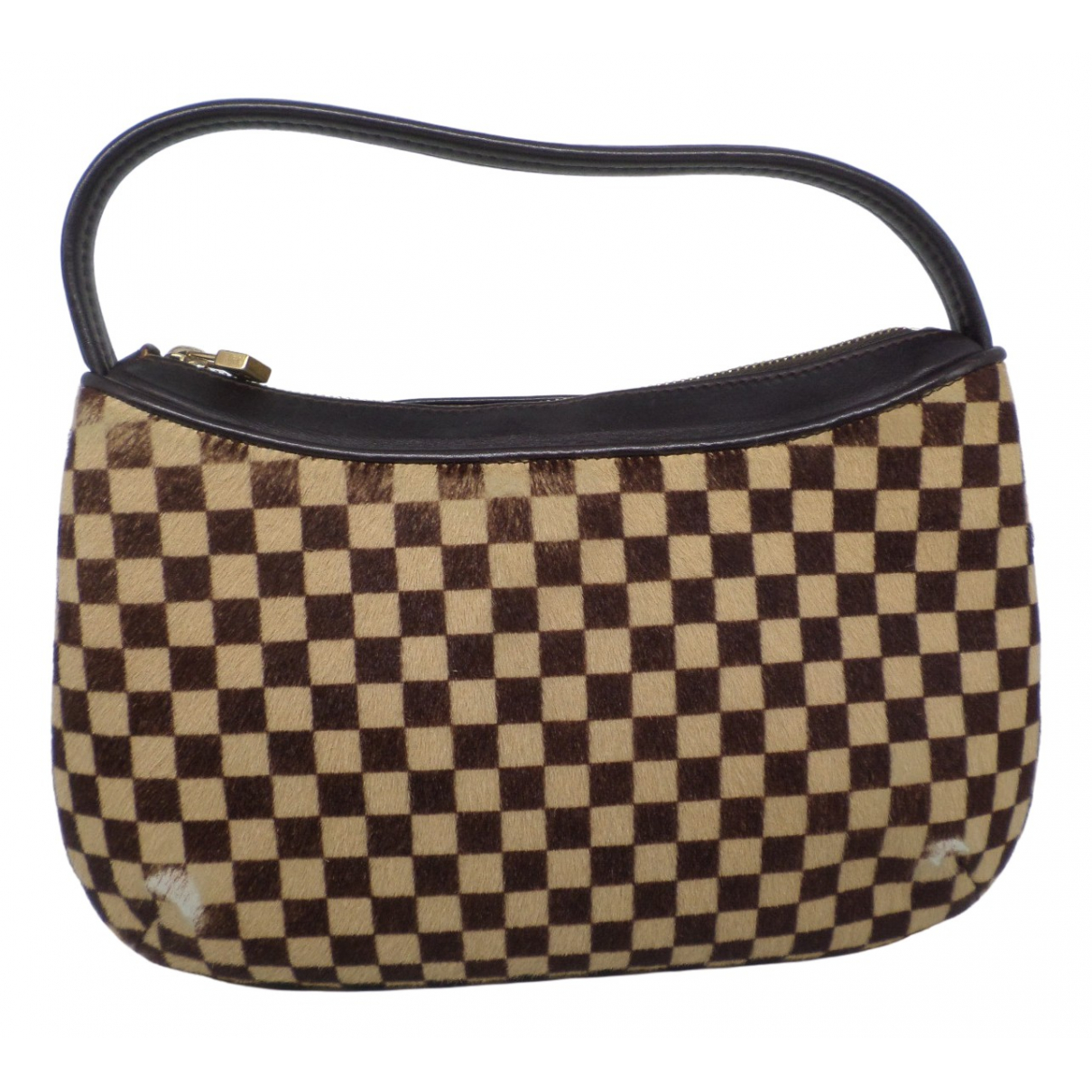 Louis Vuitton \N Brown Pony-style calfskin handbag for Women \N