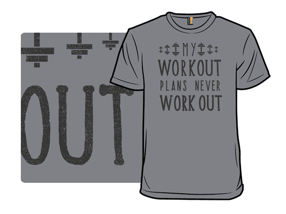 Workout Plans T Shirt