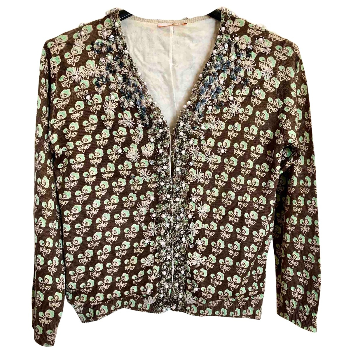 Non Signé / Unsigned \N Silk Knitwear for Women 40 IT