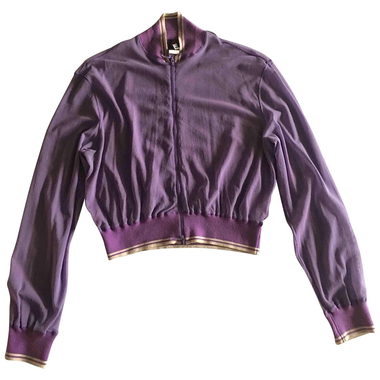 Jean Paul Gaultier \N Purple Knitwear for Women M International