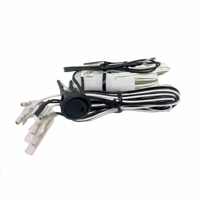 PIAA Wiring Harness For LP530 LED Fog & Driving Light Kits - 34070