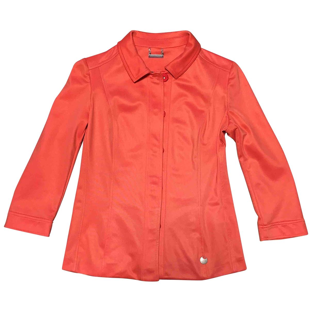Twin Set \N Orange jacket for Women S International