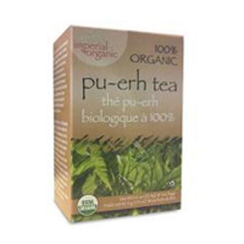 Imperial Organic Tea Pu-Erh 18 CT by Uncle Lees Teas