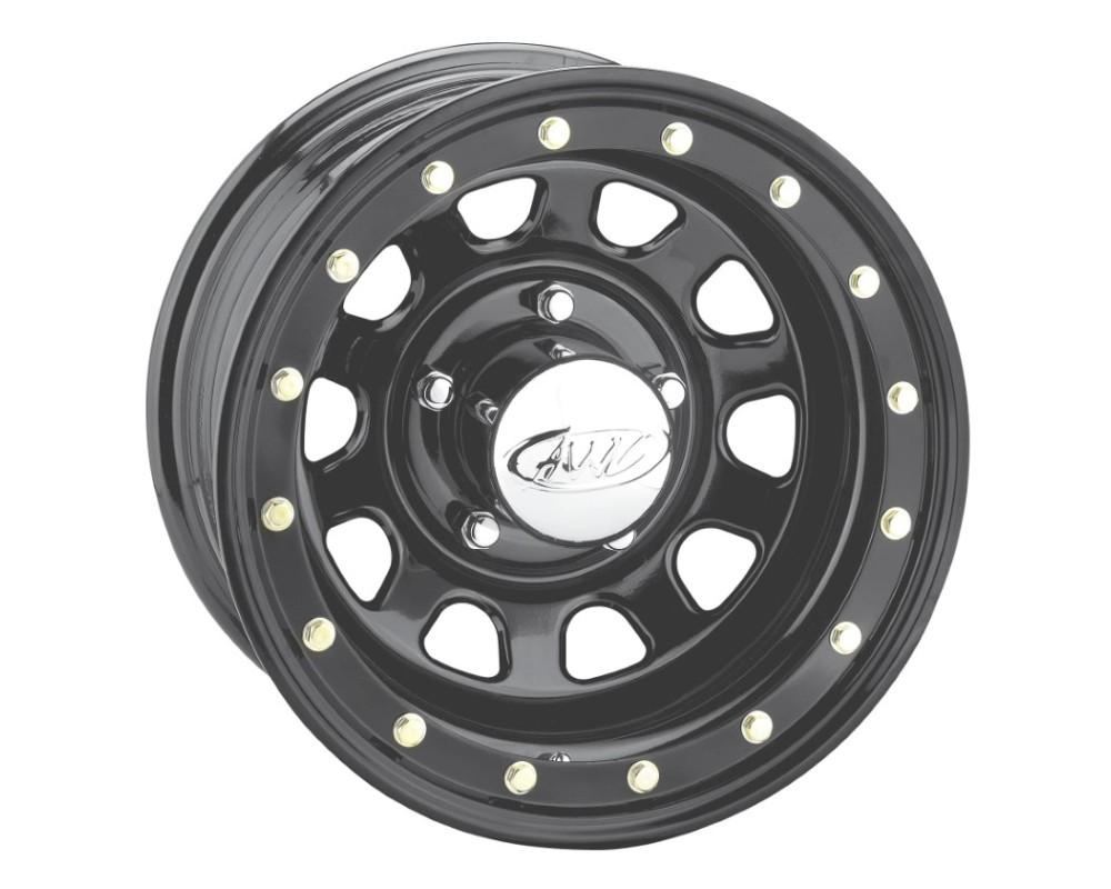 AWC 54M Daytona Wheel 16x8 5x5 -6mm Matte Black