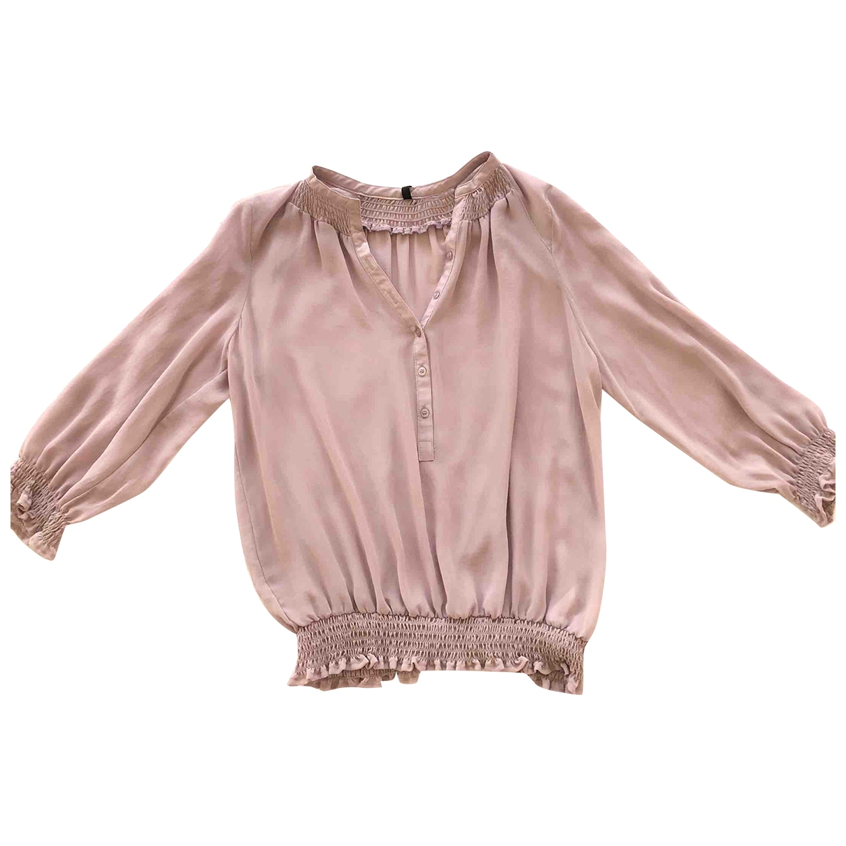 Non Signé / Unsigned \N Purple  top for Women 38 FR