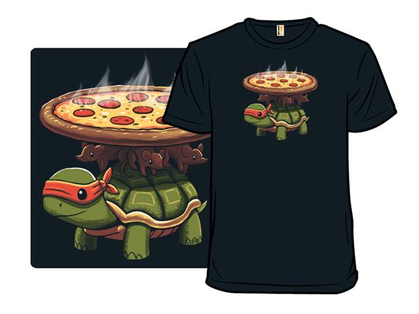 Pizza World T Shirt