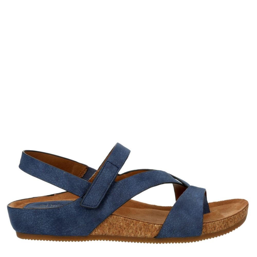 Eurosoft Womens Gianetta Footbed Sandal
