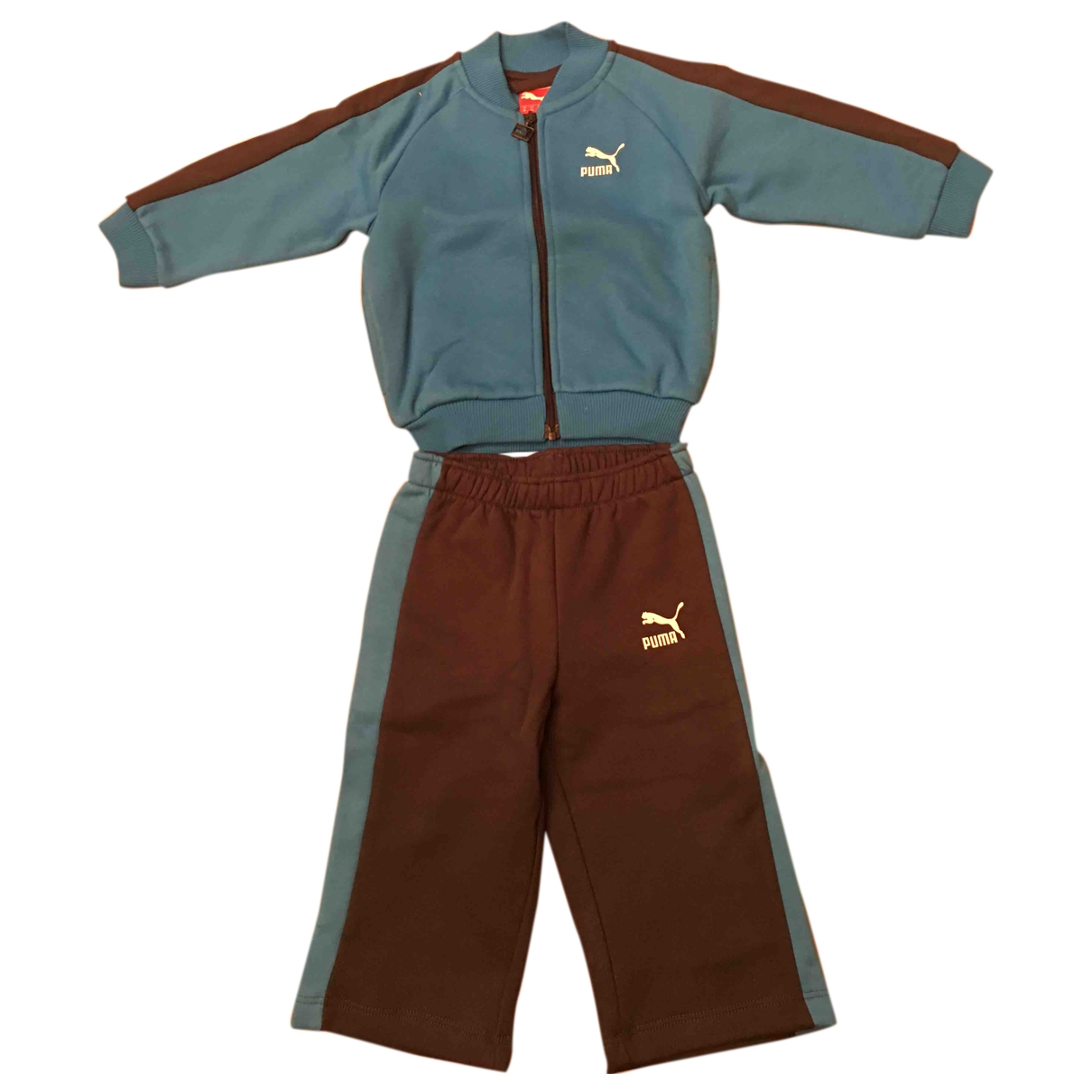 Puma \N Blue Cotton Outfits for Kids 9 months - until 28 inches UK