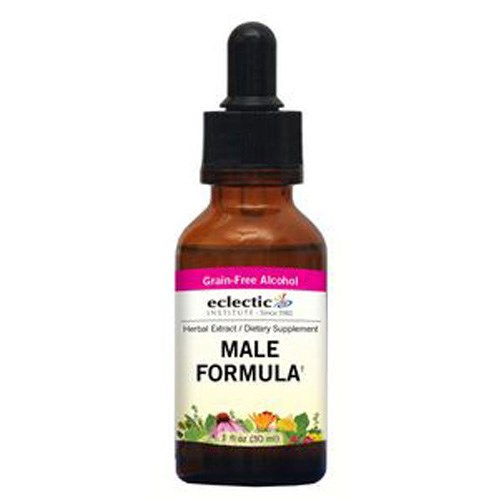 Male Formula 2 Oz with Alcohol by Eclectic Institute Inc