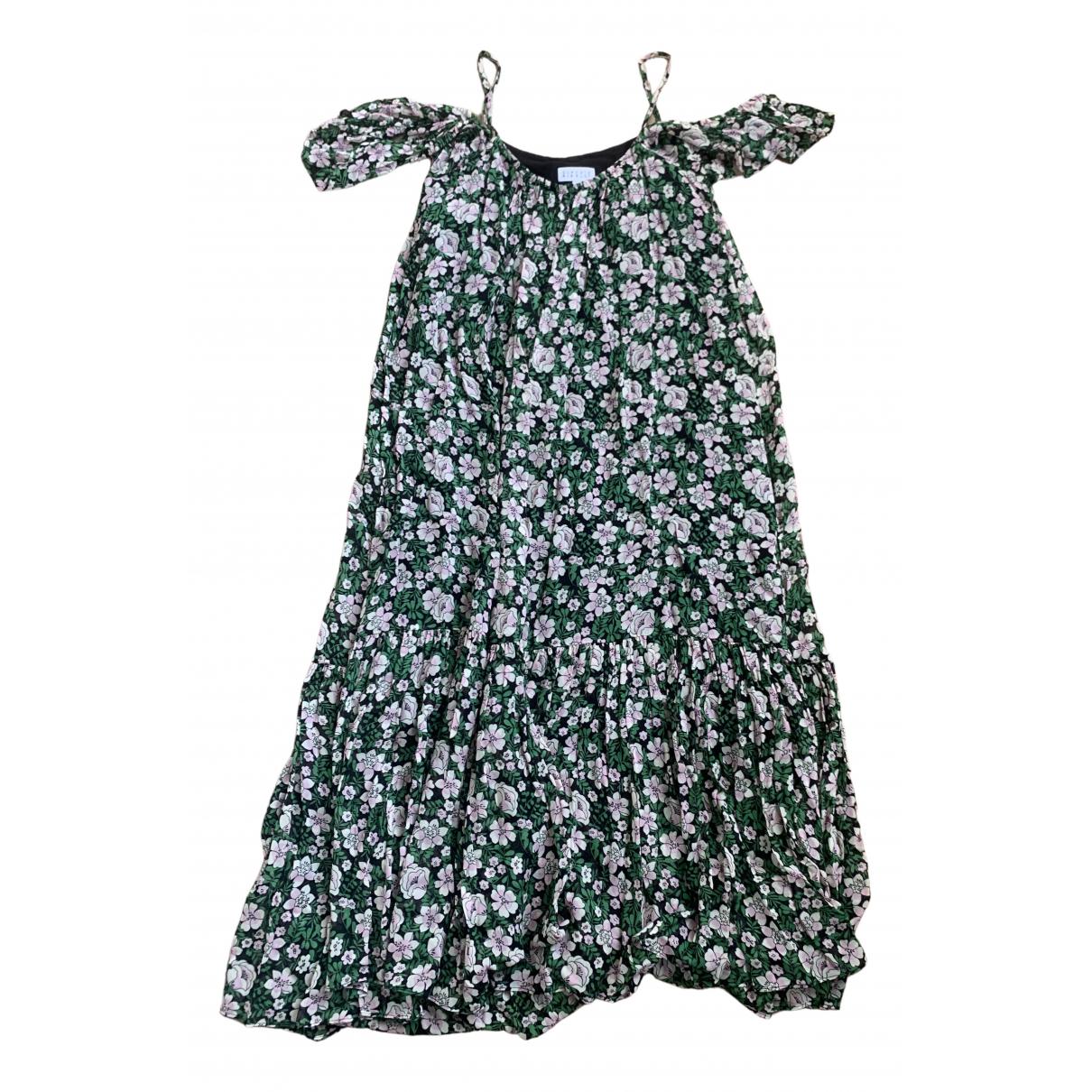 Claudie Pierlot Spring Summer 2019 Multicolour dress for Women 36 FR