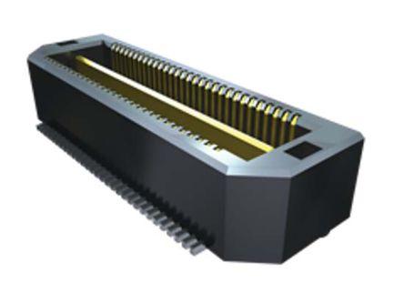 Samtec , QTH, 60 Way, 2 Row, Vertical PCB Header (65)