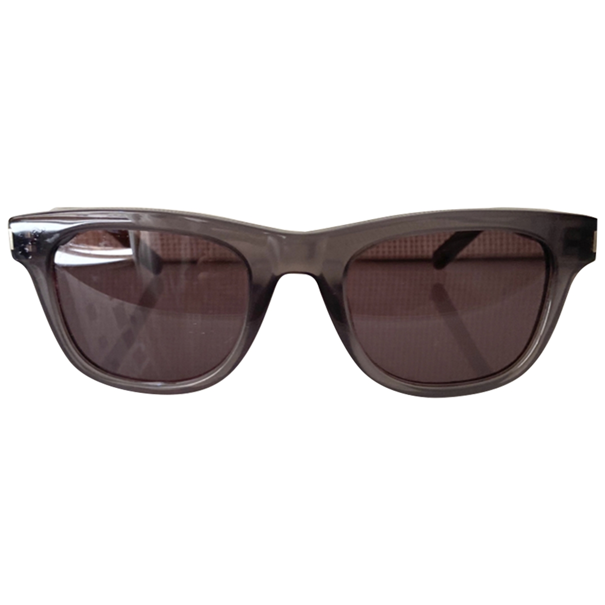Saint Laurent \N Grey Sunglasses for Women \N