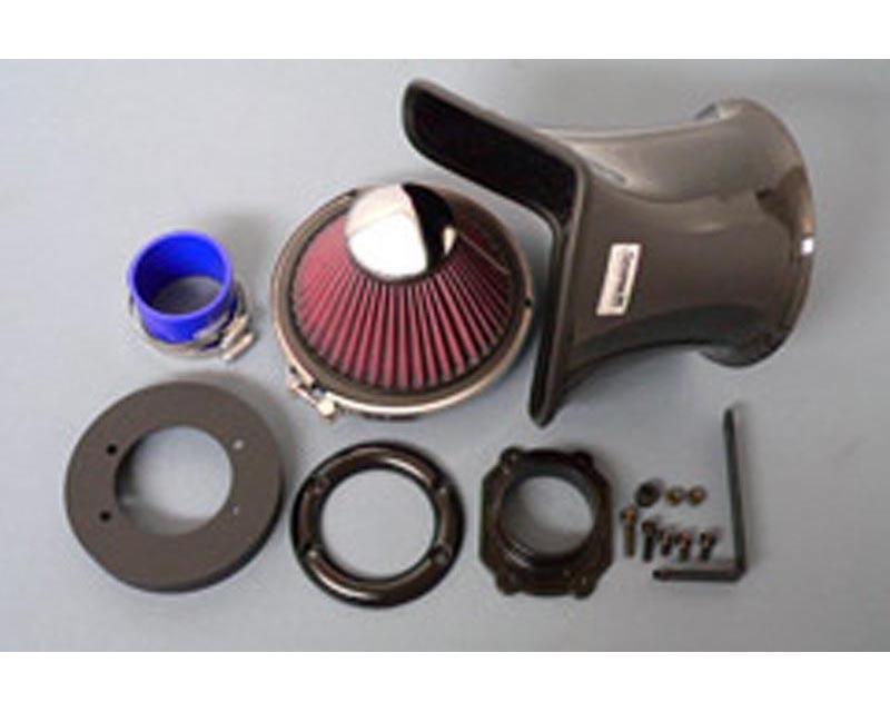 GruppeM FRI-0163 Carbon Fiber Ram Air Intake System Volkswagen Golf MK4 98-01