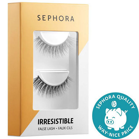 SEPHORA COLLECTION False Eye Lashes, One Size , No Color Family