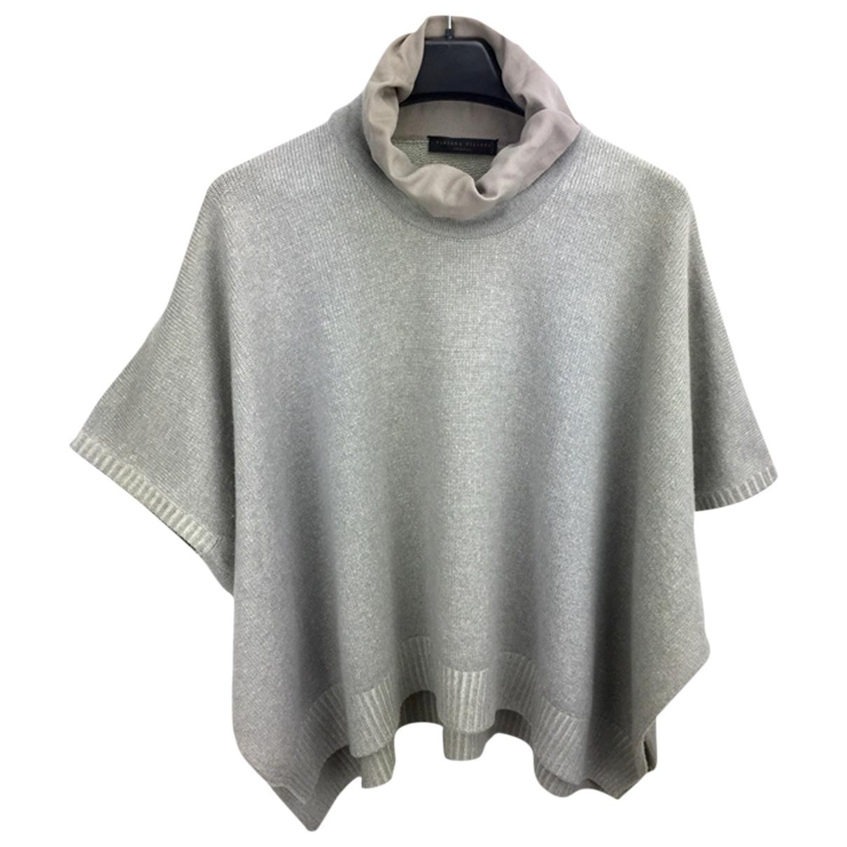 Fabiana Filippi \N Grey Cashmere Knitwear for Women M International