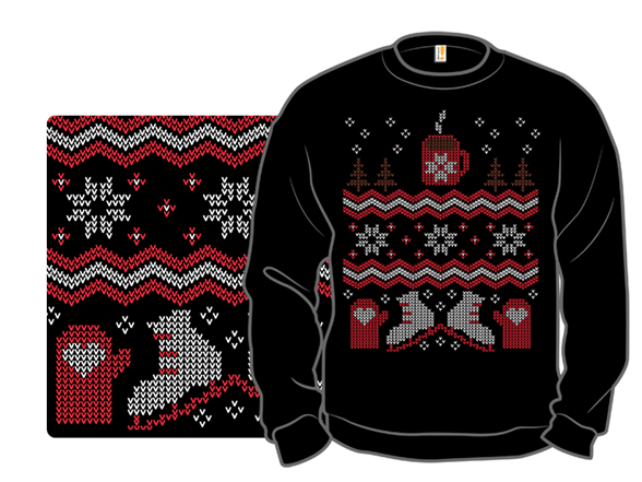 Ugly Holiday Sweater: 2014 T Shirt