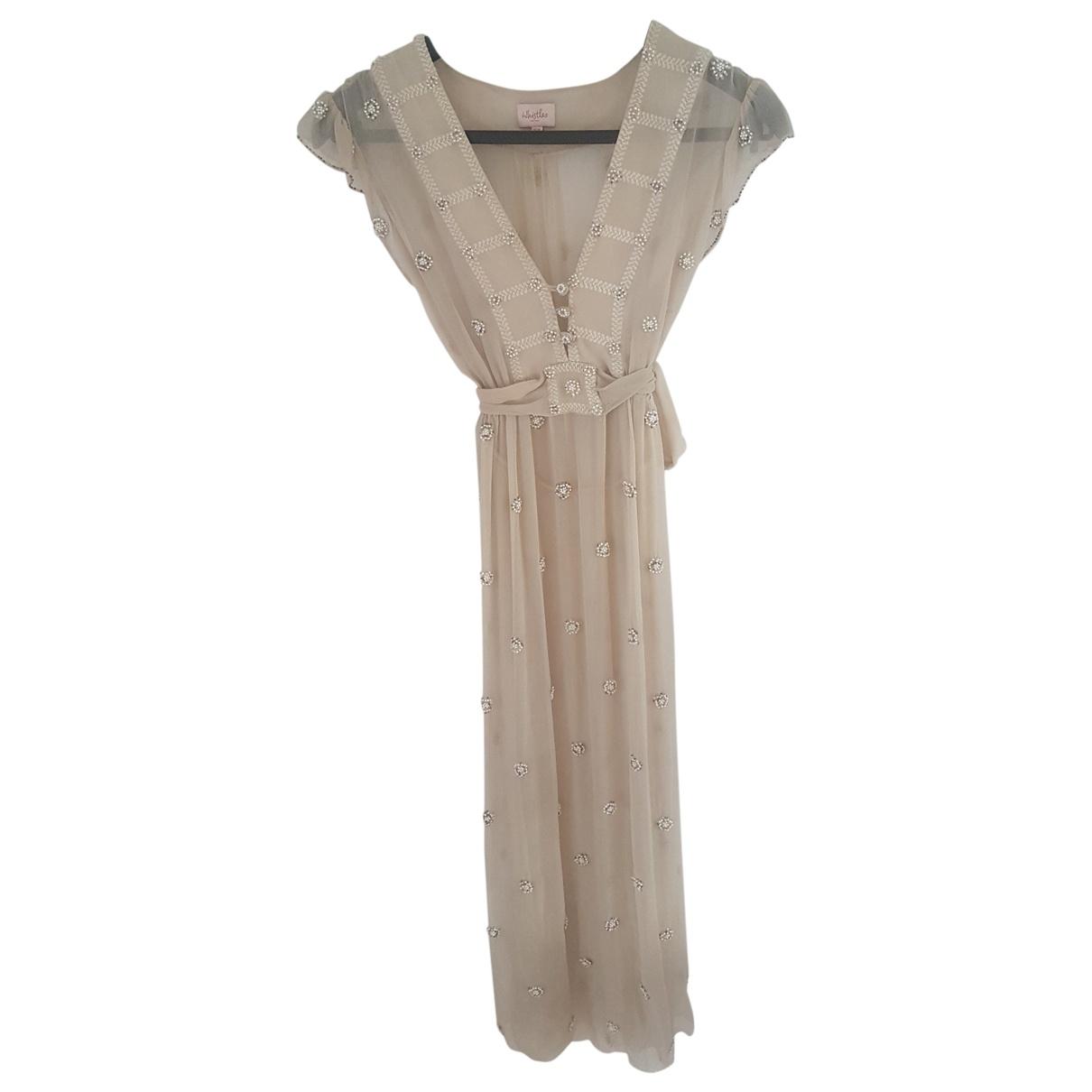 Whistles \N Beige dress for Women 10 UK