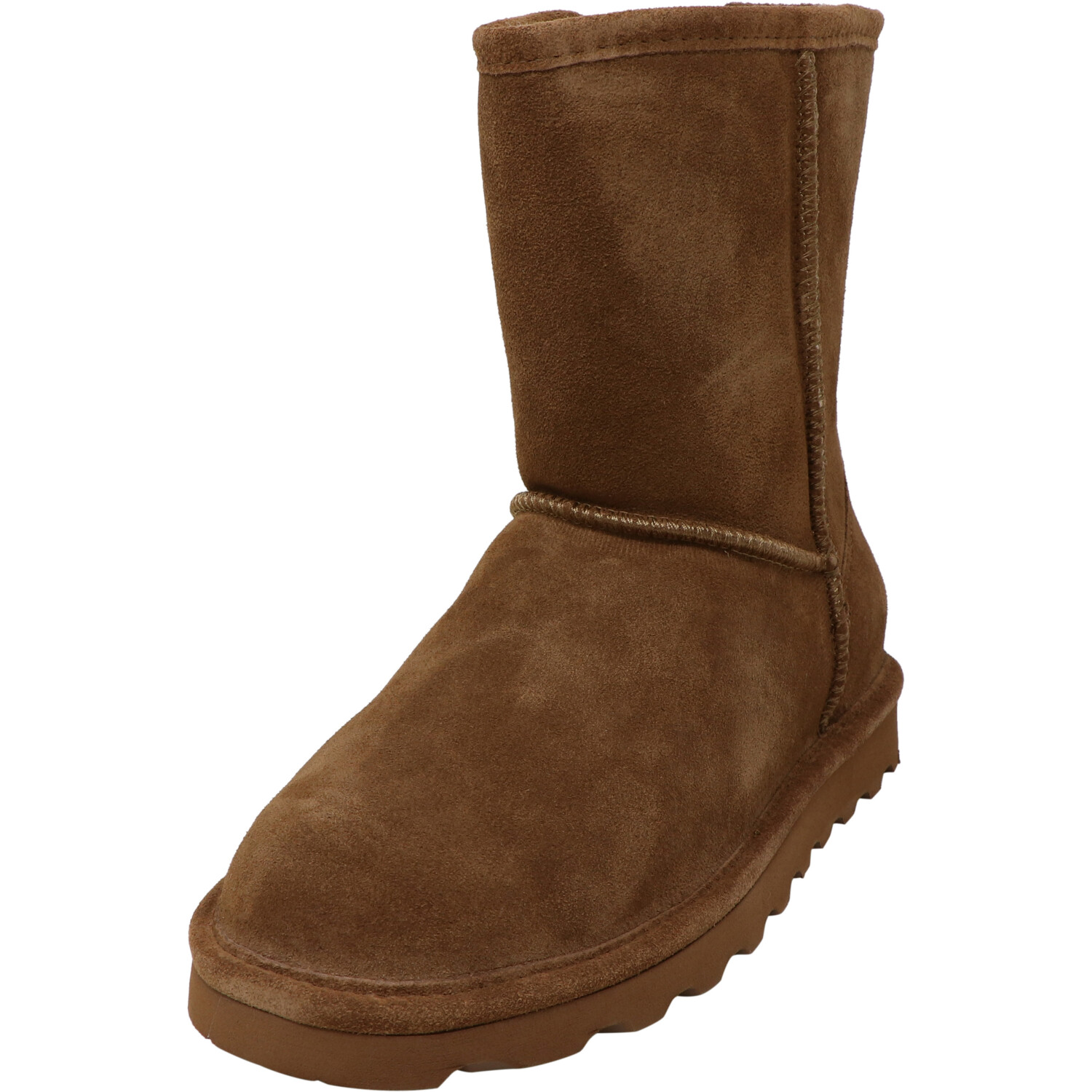 Bearpaw Elle Hickory Mid-Calf Suede Snow Boot - 7M