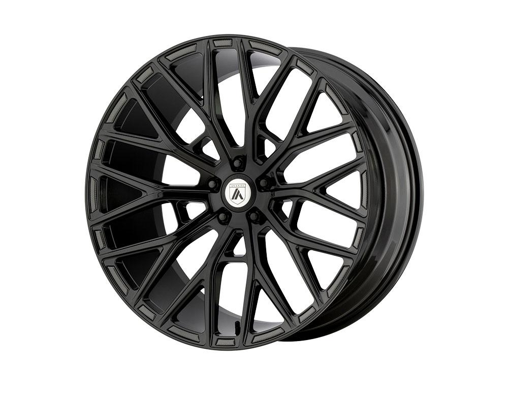 Asanti ABL21-22901232BK Black ABL-21 Leo Wheel 22x9 5x5x114.3 +32mm Gloss Black
