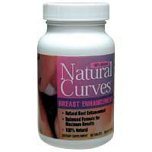 Natural Curves 60 Tabs by Biotech Corporation