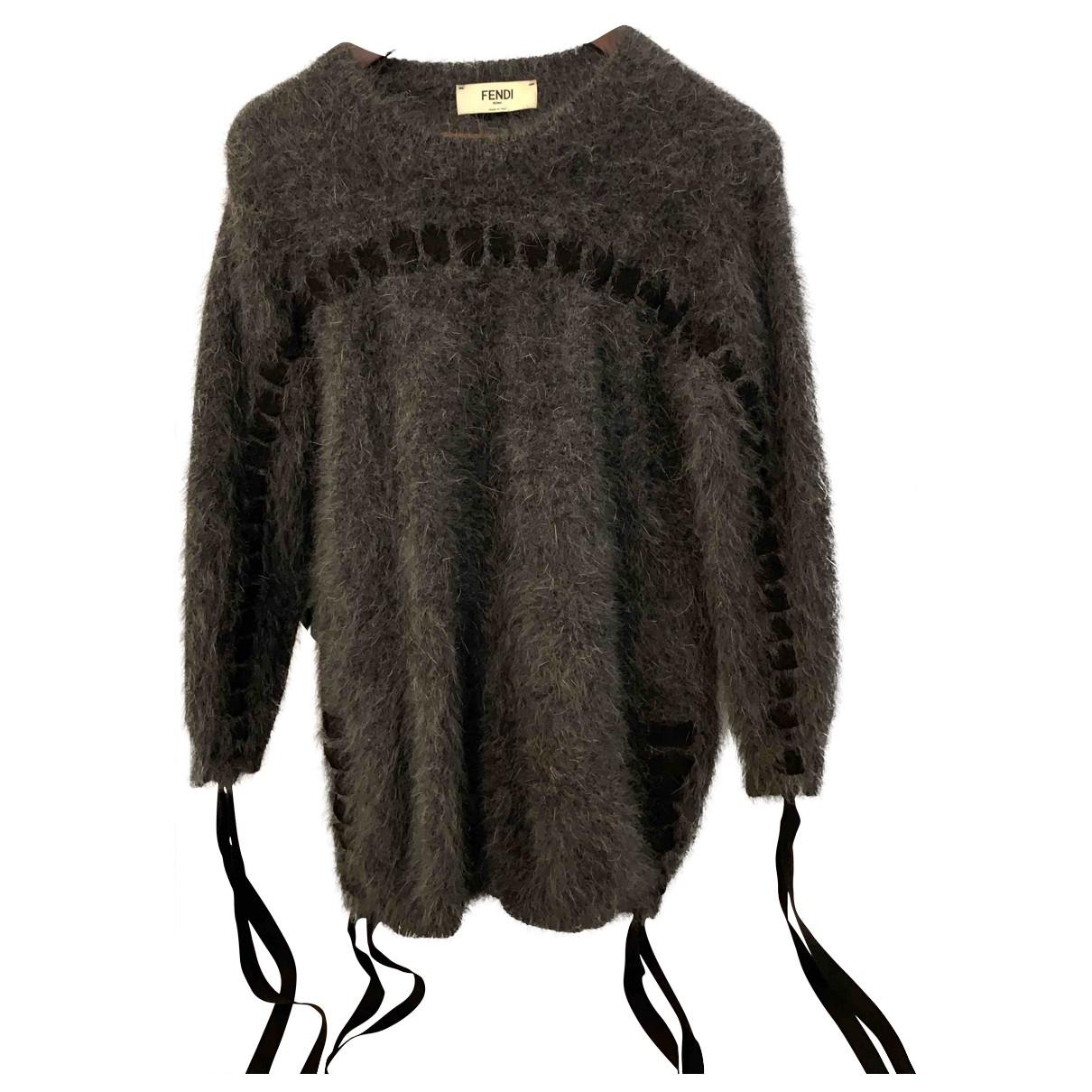 Fendi \N Cotton Knitwear for Women 38 IT