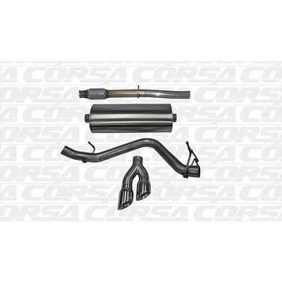 Corsa Sport Cat-Back Exhaust System - 14874
