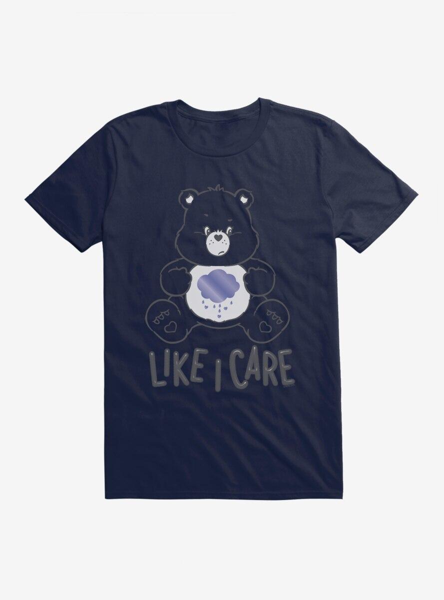 Care Bears Grumpy Bear Like I Care T-Shirt