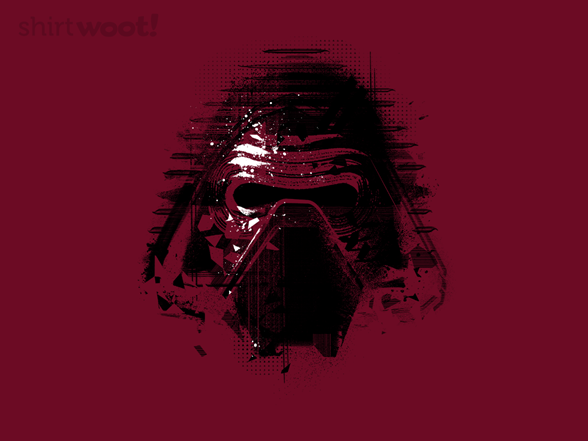 Mask Of Pain T Shirt
