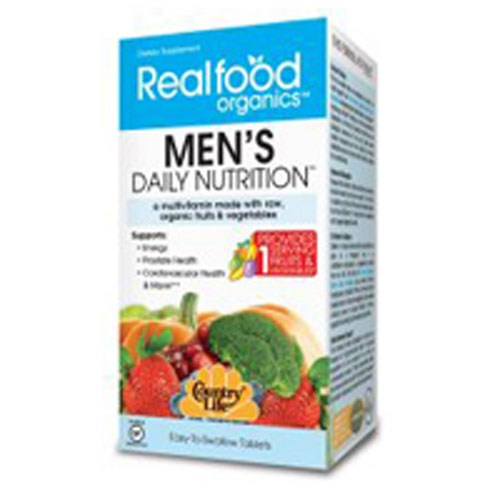 Men's Daily Nutrition 60 Tabs by Country Life