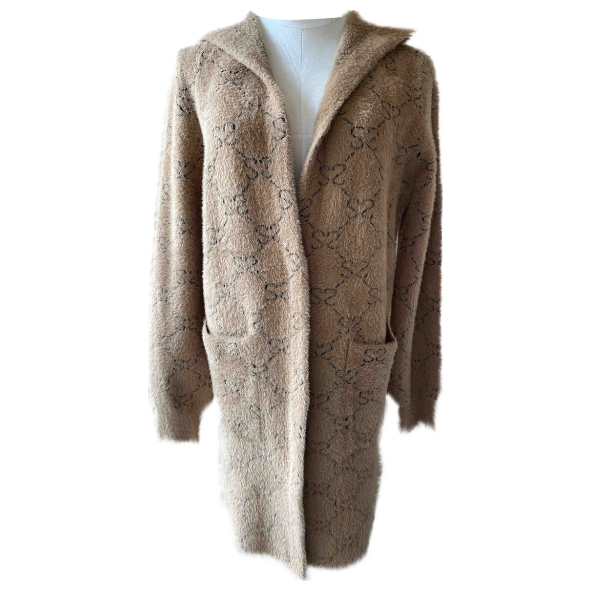 Non Signé / Unsigned \N Camel Knitwear for Women M International